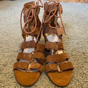 Marc Fisher Paradox Gladiator Heeled Sandals